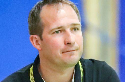 HSG-Trainer Igor Bojic erwartet morgen ein schweres Heimspiel. Foto: Mirko Bähr