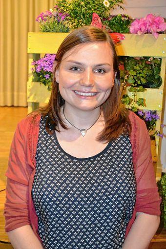 Die zweifache Gewinnerin  Kathrin Ruesch. Foto: Markgräfler Tagblatt