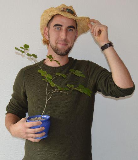 Simon Linke will sich als Freiwilliger in Costa Rica für den Erhalt des Regenwaldes einsetzen.                Fotos: zVg/Adrian Steineck Foto: Die Oberbadische
