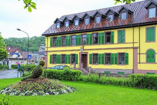 Gasthaus mit berühmten Erbauer: Die Sonne in Steinen wurde von Johann Michael Scheffelt errichtet.    Foto: Harald Pflüger Foto: Schwarzwälder-Bote