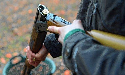 Ob ein Verstoß von Seiten der Jäger vorliegt, ermittelt jetzt die Polizei.    Foto: sba Foto: Weiler Zeitung