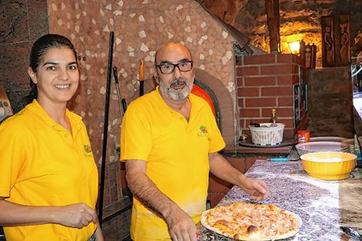 Schliengen Pizzeria La Grotta Wieder Eroffnet Schliengen