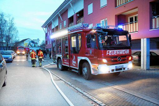 Beim Wohnungsbrand in Friedlingen hat der Brandmelder in der vergangenen Woche das Feuer bemerkt. Am Sonntagabend gab es hingegen bei der Vitra  einen Fehlarm, wie zuletzt beim Badeland Laguna und bei Endress+Hauser schon der Fall.    Foto: Saskia Scherer Foto: Weiler Zeitung