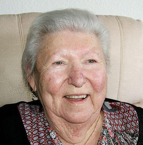 Trauer um Hilla Eichin Foto: Die Oberbadische