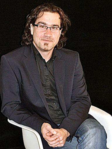Dirigiert nicht mehr die Stadtmusik: Daniel Frank Foto: Weiler Zeitung