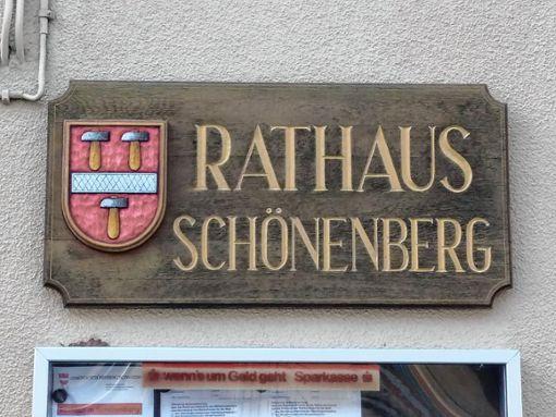 Am Sonntag sind die Schönenberger Bürger dazu aufgerufen, im  Wahllokal im Rathaus einen neuen Bürgermeister zu wählen.     Foto: Lorenz Foto: Markgräfler Tagblatt