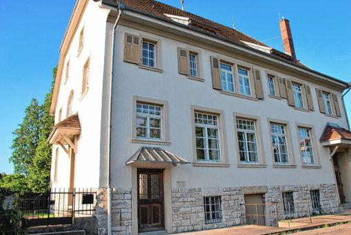 """Der Förderkreis Museum """"Alte Schule"""" zog bei der Hauptversammlung im Museumskeller Bilanz.    Foto: ov Foto: Weiler Zeitung"""