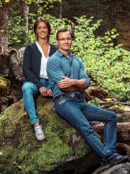 Daniela Hasse und Brian Wawryk freuen sich auf die neue Aufgabe. Foto: zVg/Florian Forsbach