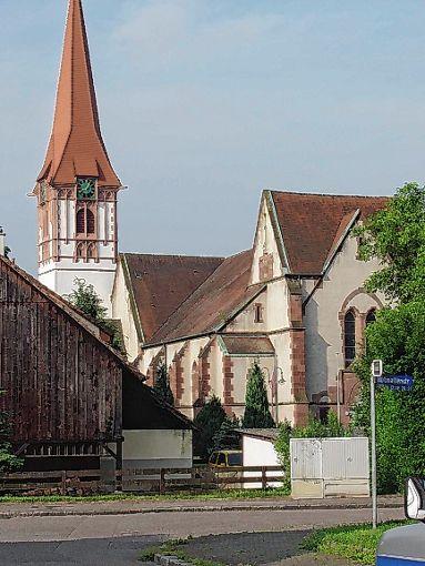 Der Kirchenchor von St.   Georg hatte Versammlung  .        Foto: Archiv Foto: Die Oberbadische