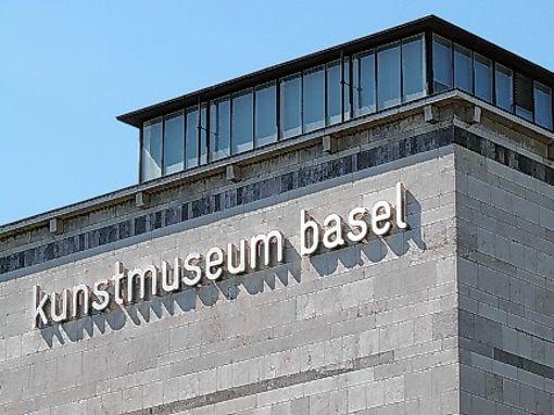 Das Kunstmuseum ist beim St. Alban-Graben.  Foto: Juri Weiss Foto: Die Oberbadische