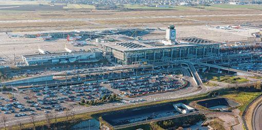 Bis zum Jahr 2035 sollen zehn Millionen Passagiere jedes Jahr landen und abfliegen, so die Prognose. Foto: Archiv