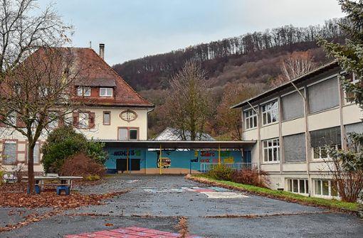 Bei der Zukunftsplanung für die alte Grundschule will der Hertener Ortschaftsrat unbedingt ein Mitspracherecht. Foto: Vollmar