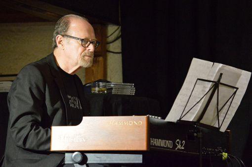 Der Kanadier Bernie Senensky im Jazztone   Foto: Veronika Zettler Foto: Die Oberbadische