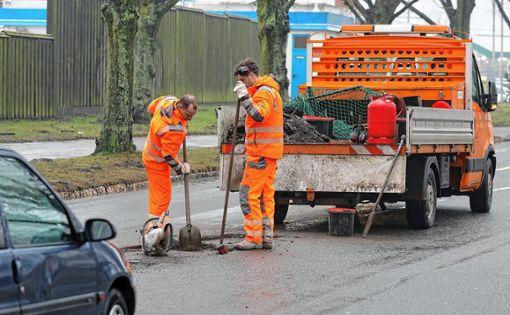 Schlechter Straßenzustand? Um dies festzustellen, braucht es nicht zusätzlich einen externen Bewerter, waren einige Stadträte überzeugt. Foto: Die Oberbadische
