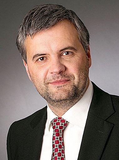 André Richter, Experte für Baulogistik und Mobilität Foto: Weiler Zeitung