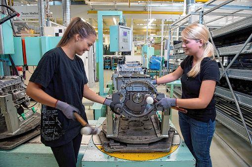 In den Ferien können Schüler für einige Wochen ins Berufsleben hineinschnuppern.  Foto: Archiv Foto: Die Oberbadische