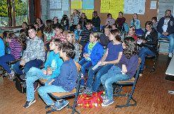 Viele der Veranstaltungen waren voll besetzt. Foto: Weiler Zeitung