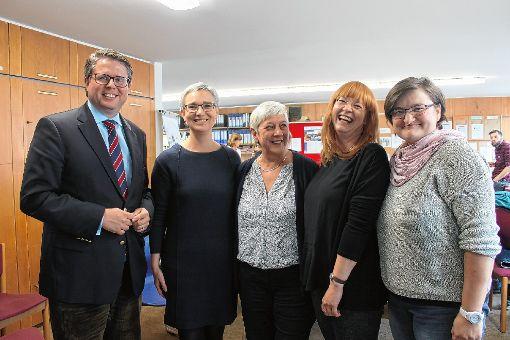 Grenzach Wyhlen Start Mit 200 Prozent Frauenpower Grenzach Wyhlen Verlagshaus Jaumann