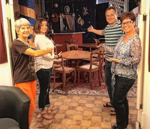 Das Ensemble freut sich auf Besucher.   Foto: zVg Foto: Die Oberbadische