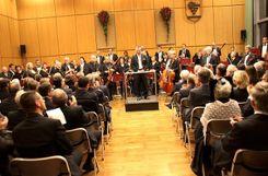 Impressionen vom Neujahrsempfang in Weil am Rhein Foto: sif
