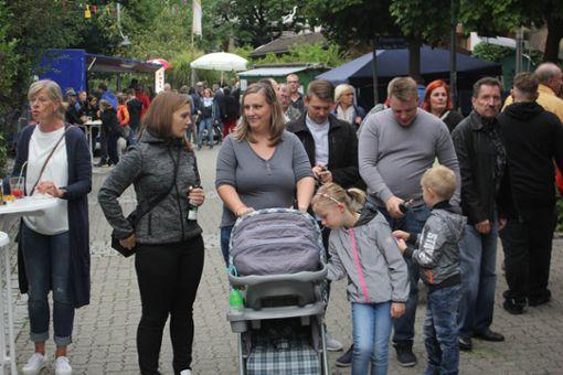 Impressionen vom Stettemer Strooßefescht 2018. Foto: Gerd Lustig Foto: Gerd Lustig