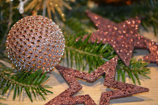 Weihnachtszeit - Zeit zur Freude, oder? Foto: zVg