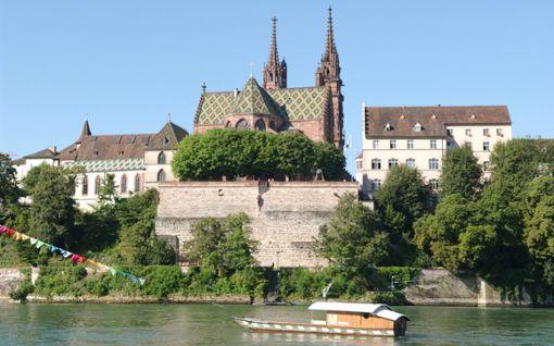 Die Stadt am Rheinknie ist besonders bei deutschen Touristen beliebt.   Foto: Archiv Foto: Die Oberbadische