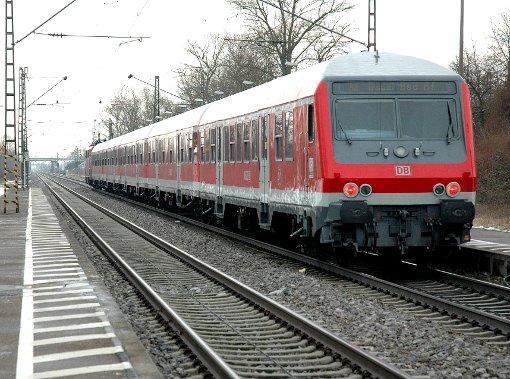 Noch ist nicht abschließend klar, ob und in welcher Höhe auch die Rheintalbahn zukünftig von der EU gefördert wird.   Foto: Fraune Foto: Die Oberbadische