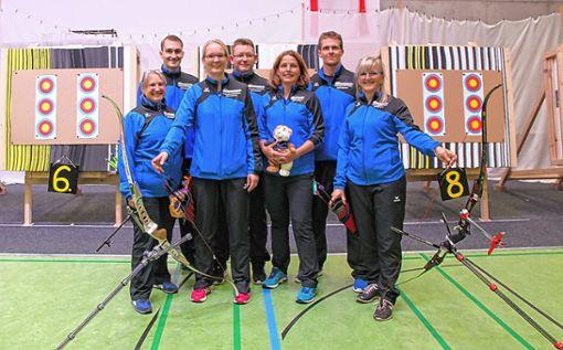 """""""Heimspiel"""" für das Team der SG Zell.   Foto: zVg Foto: Die Oberbadische"""