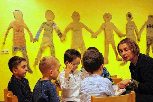 Sprachförderung  hat im  Kindergarten St. Bonifatius Tradition   Foto: zVg Foto: Die Oberbadische