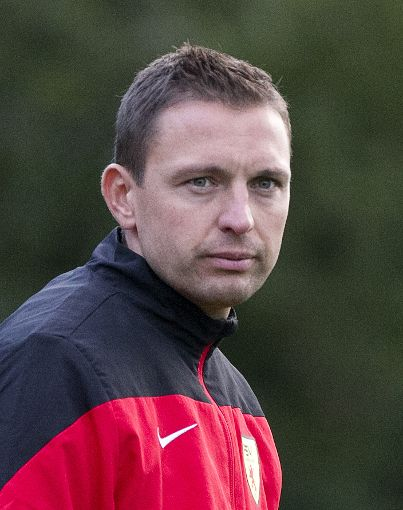 Tobias Bächle coacht den SV Weil.   Foto: Uli Nodler Foto: Die Oberbadische