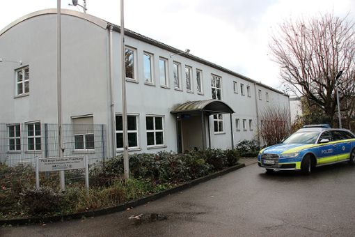 An der Spitze des Verkehrskommissariats in Friedlingen steht ein Wechsel bevor. Foto: Siegfried Feuchter
