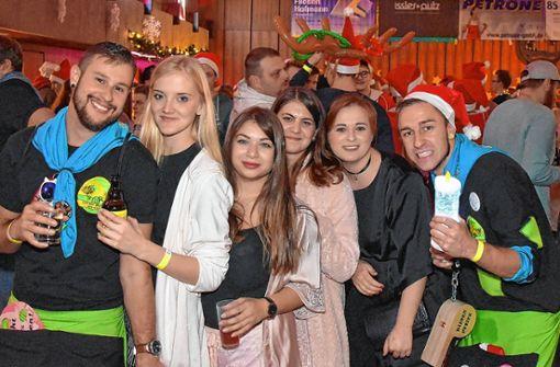 Party total war im Haus der Begegnung in Grenzach angesagt. Foto: Monika Vollmar