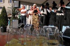 Erinnerungen an 19 Jahre Oberbürgermeisterin Gudrun Heute-Bluhm Foto: Die Oberbadische Foto: anl