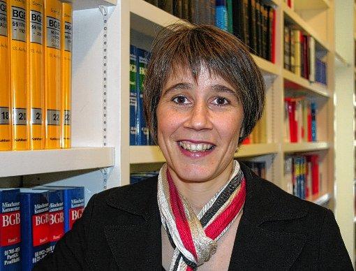 Die Vorsitzende der  Bürgerstiftung Lörrach: Ute Lusche Foto: Die Oberbadische