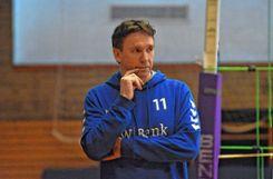 Lässt sich bestimmt etwas einfallen: Coach Martin Schaffner. Foto: Die Oberbadische