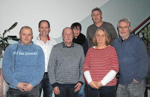 Die Kandidaten der Freien Wähler für den Ortschaftsrat Hauingen.  Foto: zVg