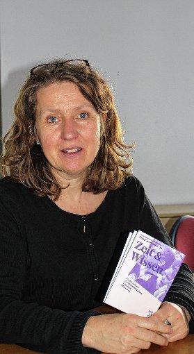 Birgitt Kiefer   Foto: Hauger Foto: Die Oberbadische