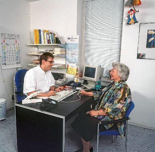 Wie kann die Stellung des Hausarztes attraktiver gemacht werden.? Mit dieser Frage beschäftigten sich die Genossen in Zell.  Foto: Archiv Foto: Markgräfler Tagblatt