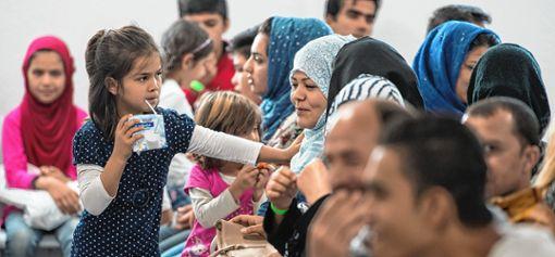 Asylsuchende haben bisweilen traumatische Erfahrungen machen müssen.    Foto: Archiv Foto: Die Oberbadische