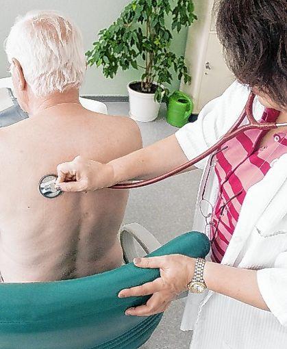 Beim Thema Ärztemangel  sieht Rainer Stickelberger dringenden Handlungsbedarf seitens des Landes.  Foto: Archiv Foto: Die Oberbadische