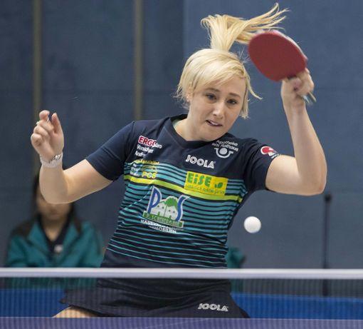 Charlotte Carey spielt bislang beim ESV Weil eine herausragende Saison. Foto: Archiv