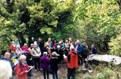 Beliebt sind auch die Exkursionen ins Elsass unter Leitung von Hanspeter Vollmer.   Foto: zVg Foto: Weiler Zeitung