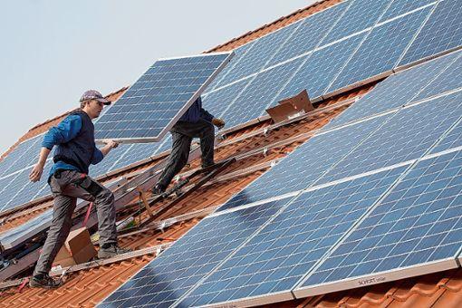 Der Ausbau von Photovoltaikanlagen im heimischen Kreis ist ein wichtiges Ziel des Integrierten Energie- und Klimaschutzkonzepts, das im Umweltausschuss Zustimmung fand.   Foto: Archiv Foto: Die Oberbadische