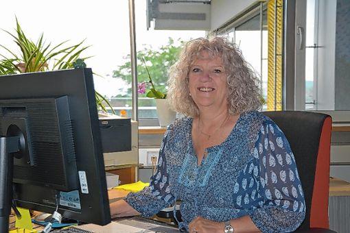 Ute Hornauer ist seit fünf Monaten Personalratsvorsitzende der Rheinfelder Stadtverwaltung.  Foto: zVg Foto: Die Oberbadische