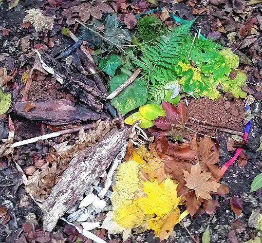 """Der Kurs           """"Die Natur ist voller Farben"""" steht am 2. Juni an.                 Foto: Sylvia Kammermeier Foto: Weiler Zeitung"""