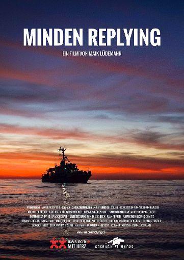 "Plakat des Dokumentarfilms ""Minden Replying""  Foto: zVg Foto: Die Oberbadische"