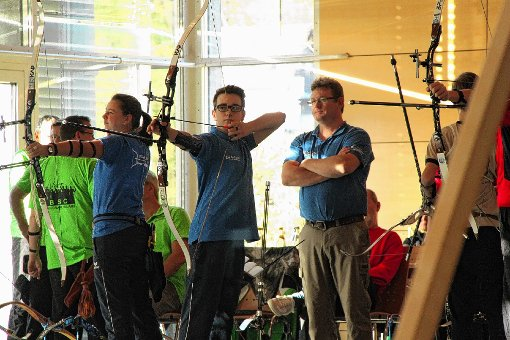 Die Zeller Bogenschützen konnten einmal mehr Erfolge feiern.              Foto: zVg Foto: Markgräfler Tagblatt