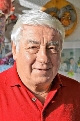 Fritz Waßmer ist Ehrenmitglied in mehreren Vereinen.     Foto: Georg Diehl Foto: Markgräfler Tagblatt