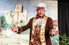 Impressionen der Zunftabend-Premiere in der Alten Halle in Haagen. Foto: Kristoff Meller Foto: mek